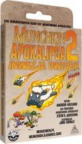 Munchkin Apokalipsa: Inwazja Owcych