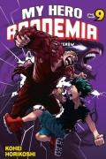 My Hero Academia. Akademia bohaterów #09-13