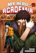 My Hero Academia. Akademia bohaterów #14-18