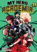 My Hero Academia. Akademia bohaterów #22-25