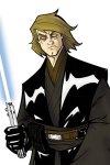 Narysuj sobie komiksowego Anakina