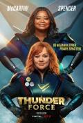 Netflix szaleje z superbohaterami w Thunder Force