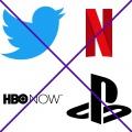Nie działają PlayStation Network, Netflix, Twitter i wiele innych