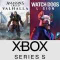 Nowe Assassin's Creed i Watch Dogs na premierę Xbox Series X|S