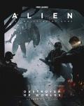 Nowe dodatki do Alien RPG