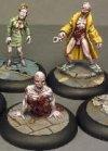 Nowe modele Zombie od Studio Miniatures