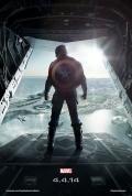Nowe zdjęcia z Kapitana Ameryki
