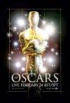 Oficjalny plakat 80 edycji Oscarów