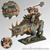 Ogre War Rhino Rider od Scibora