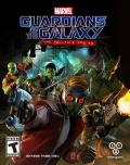 Pierwszy epizod Guardians of the Galaxy od Telltale