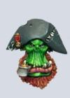 Pirate Orc Heads od MaxMini w sprzedaży!