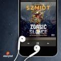 Powieść Szmidta trafiła na Storytel