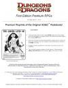 Powraca pierwsza edycja AD&D!