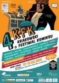 Program 4. Krakowskiego Festiwalu Komiksu