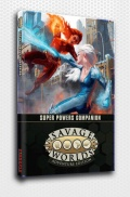 Przedsprzedaż Super Powers Companion do SWADE ruszyła