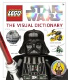 Przykładowe strony: LEGO Star Wars Visual Dictionary