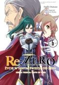Re: Zero. Życie w innym świecie od zera: Księga trzecia. Truth of Zero #6 - #11