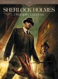 Sherlock Holmes i Wampiry Londynu #1: Zew krwi