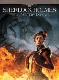 Sherlock Holmes i Wampiry Londynu #2: Martwi i żywi