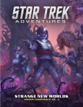 Star Trek Adventures: Strange New Worlds - Mission Compendium vol. 2.