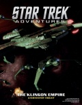 Star Trek Adventures: The Klingon Empire Gamemaster Toolkit