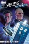 Star Trek TNG i Doktor Who kontra Borg i Cybermeni