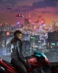 Status prac nad Cyberpunk Red