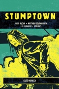 Stumptown w zapowiedzi Mucha Comics