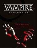 The Monster(s): Vampire: The Masquerade 5th Edition Quickstart