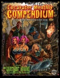 The Mutant Epoch: Excavator Monthly Compendium