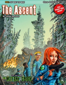 The Mutant Epoch: One Day Dig 7