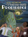 The Shadow Over Providence - nowa przygoda do Zewu Cthulhu