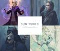 Tworzenie bohaterów Słonecznego Świata