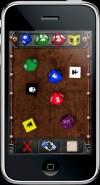 Warhammerowe kostki na iPhone'a