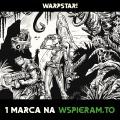 Więcej informacji o zbiórce na Warpstar