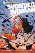 Wonder Woman: Krew
