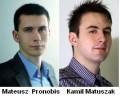 Wywiad z K. Matuszakiem i M. Pronobisem, twórcami gry Labyrinth