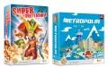 Zapowiedź Superbohaterów i Metropolii