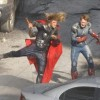 Zdjęcia z planu The Avengers