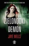 Zielonooki demon - Jaye Wells