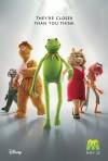 Zobacz Muppety na oficjalnym plakacie