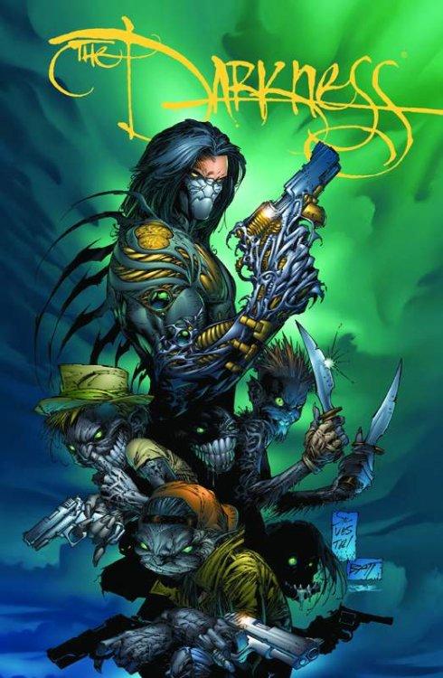 Darkness - komiks 1-9 PL [.CBR][PL]