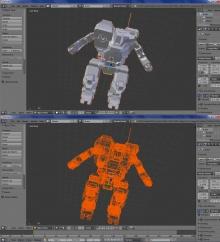 Mechy drukowane w 3D