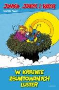 Jonka, Jonek i Kleks #06: W krainie zbuntowanych luster (wyd. III)