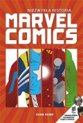 Niezwykła historia Marvel Comics