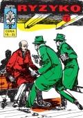 Kapitan Żbik #01: Ryzyko #01 (wyd. II)