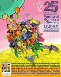 25. Międzynarodowy Festiwal Komiksu i Gier w Łodzi
