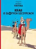 Przygody Tintina #9: Krab o złotych szczypcach (wyd. II)