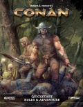 Conan Roleplaying Game: Quickstart Rules & Adventure