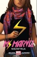 Marvel Now! Ms Marvel (wyd. zbiorcze) #01: Niezwykła